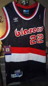 Portland Trailblazers Clyde Drexler Throwback Jersey