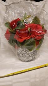Table flower display