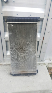 Radiator out of 2004 Chevy Avalanche