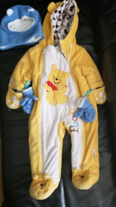 Diney Winnie the Pooh spring / fall suit - 12 months