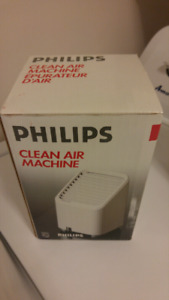 Philips personal air filter