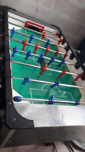 Fa-bi foosball table. jitoni. coin operated. professional table