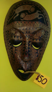 African Style Animal Themed Mask