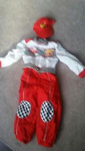 "Race Car Driver Costume ""Cars"""