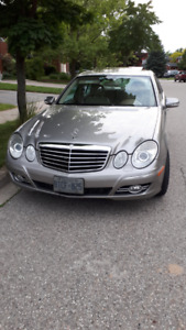 Certified Mercedes E-320 Bluetec Diesel 2009