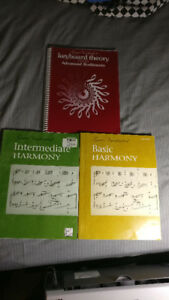 GRACE VANDENDOOL advanced rudiments, basic and inter harmony