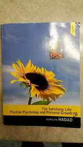The Satisfying Life: Positive Psychology and Personal Growth