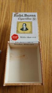 Boite de cigarre