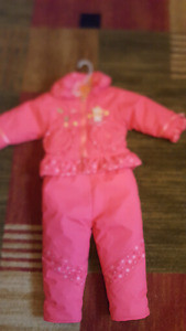 Girls 12 Month Snow Suit - $20