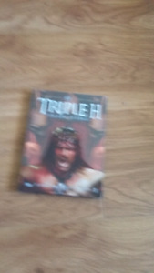 Wrestling dvd triple h 2 disc deluxe edition