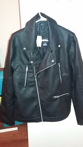 Brand new black jacket Kitchener / Waterloo Kitchener Area image 1