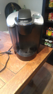 Keurig K cup coffee machine