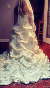 Wedding Dress- Only used for 2hr. for photos