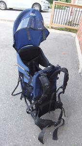 mec happy trails infant/ child carrier backpack