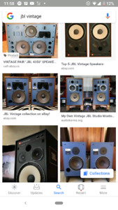 LOOKING FOR VINTAGE AUDIO GEAR