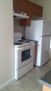Two bedroom apartment for rent at 11940-104 Street NW
