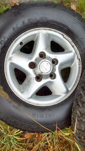 Dodge rims Williams Lake Cariboo Area image 1