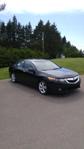 2009 Acura TSX, Tech Package