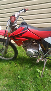 2007 Honda crf100f      Great condition