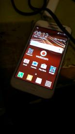 Samsung Galaxy android phone