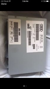 Audi satellite radio module