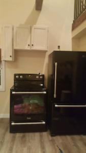 Fridge/Range for sale