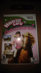 Wii Game Horse Life Adventures