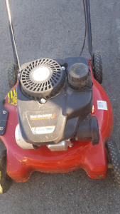 Gas Lawnmower in an excellent condition