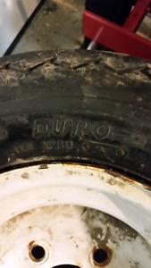 TRAILER TIRES 20.5 x 8 x 10