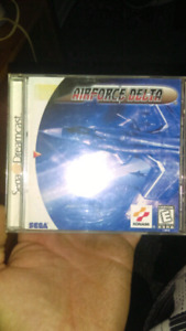 Air Force delta for Sega dream cast