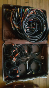 Various Audio Snakes and Cables (prices in description)