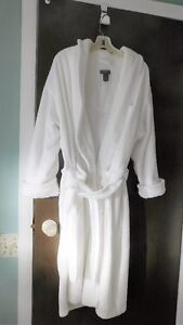 White Terry Robe - One Size Fits All