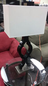 ASSORTED ASHLEY LAMPS AS LOW AS $18.95 / EASY HOME LASALLE