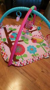 Bright Starts infant playmat -  SE pick up