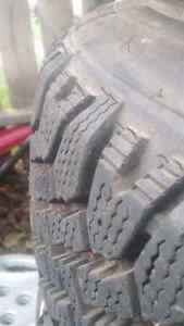 WINTER TIRES 195/75/R14 Tires/ 5bolt Rims