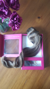 NEUF - Rallonges cheveux LUXY HAIR (Clip-in Hair Extensions NEW)