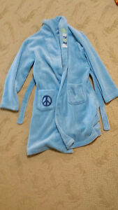 Two housecoats for girls aged 6 - 10