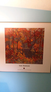 Cdn Art Gallery Collection **Group of Seven Artists**Tom Thomson