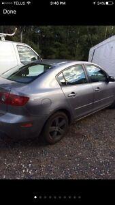 Mazda 3 2005 a vendre