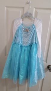 Elsa costume dress set  size 4t