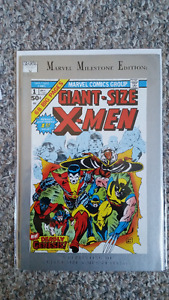 Marvel Milestone (1991) Giant Size X-Men #1 (VF)
