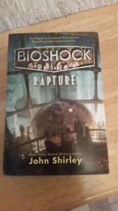 Bioshock Rapture Hardcover mint cond rare book $40 obo