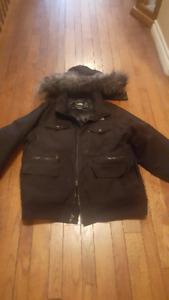 Men's north face winter coat xl