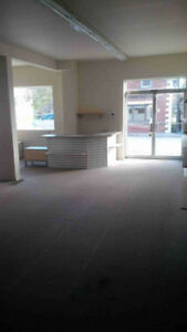 Commercial space for rent downtown Stirling!
