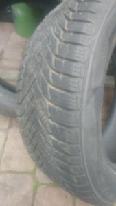 2 winter tire 195/55/15