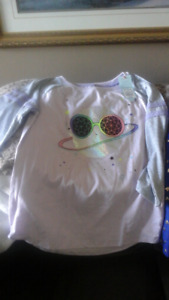 Brand new with tags Girls' size 14/16 shirts