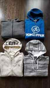 Brand Name Hoodies and Sweatshirts - new condition London Ontario image 1