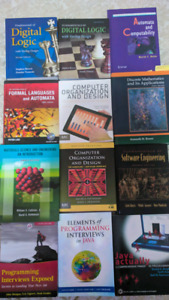 SALE! Software Engineering and Computer Science Textbooks!!!