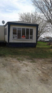 Trailer w/ 2 lots Yorkton Area