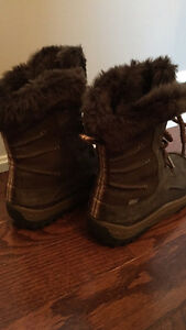 Brown Merrell Winter Boots London Ontario image 3